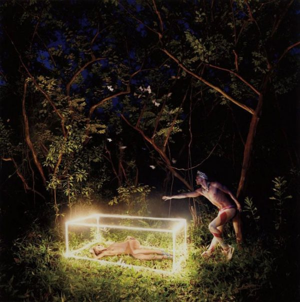 David LaChapelle - Poems of my Soul and Immortality, Hawaii 2009