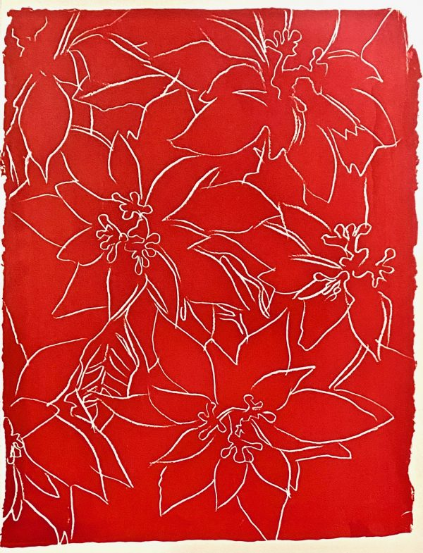 Andy Warhol - Poinsettias