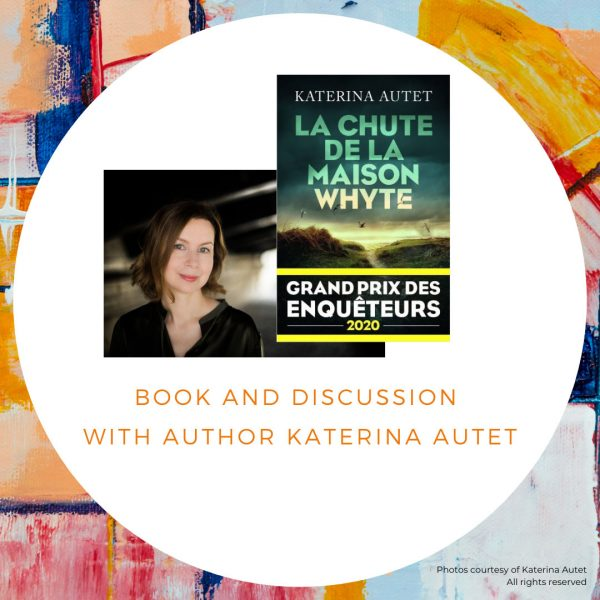 Book and discussion with author Katerina Autet